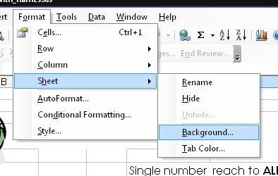 backgorund-excel