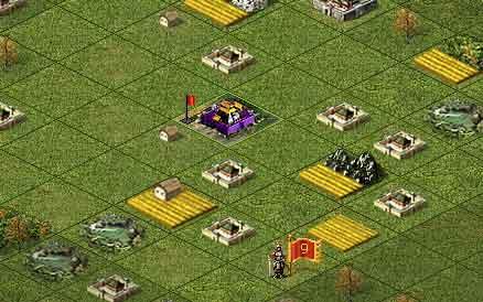 Capital City in Three Kingdom - 30,000 defenders