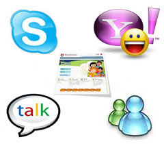 Popular Messengers - Using them on your Website.