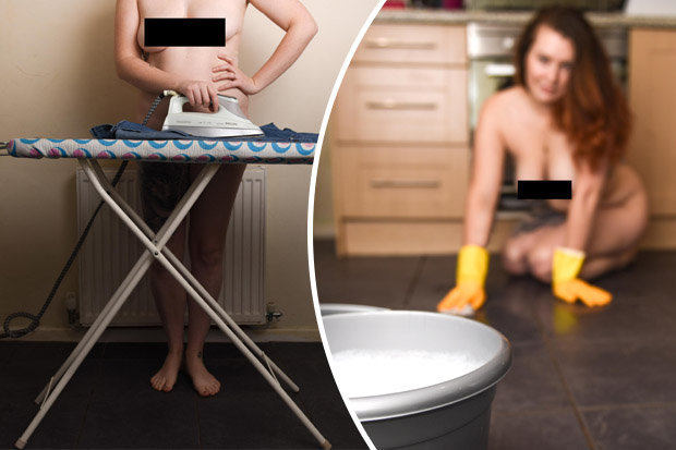 the nonsense called Naked cleaning
