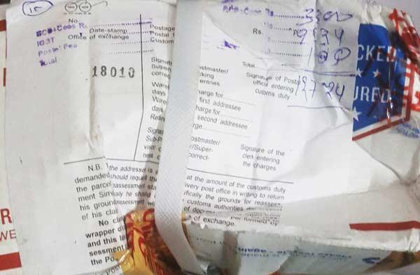 Delhi Foreign Sal Notice
