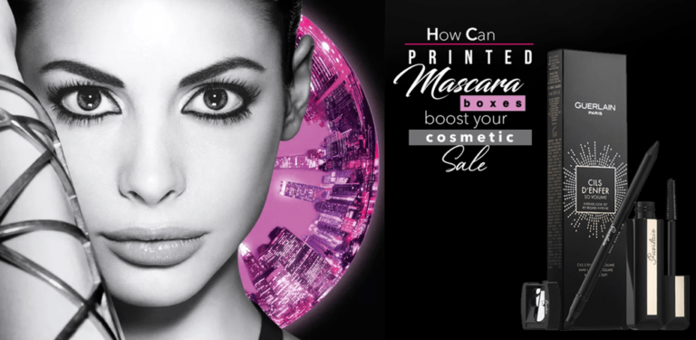 printed mascara boxes boost your cosmetic sale